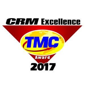 TMC 2017年「CRM Excellence Award」