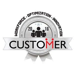 Награда Customer WFO