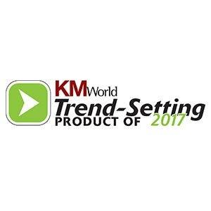 KMWorldの「トレンドセッティング製品」に中規模市場向けWFOが選定