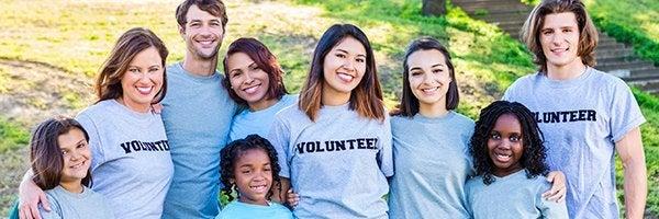 Freiwillige der Next Generation