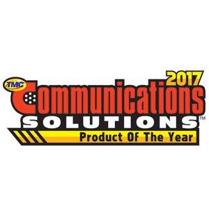 TMC 2017年「コミュニケーションソリューション年間最優秀製品賞」