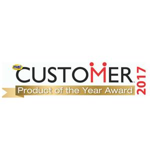 TMC 2017年「年間最優秀製品賞」
