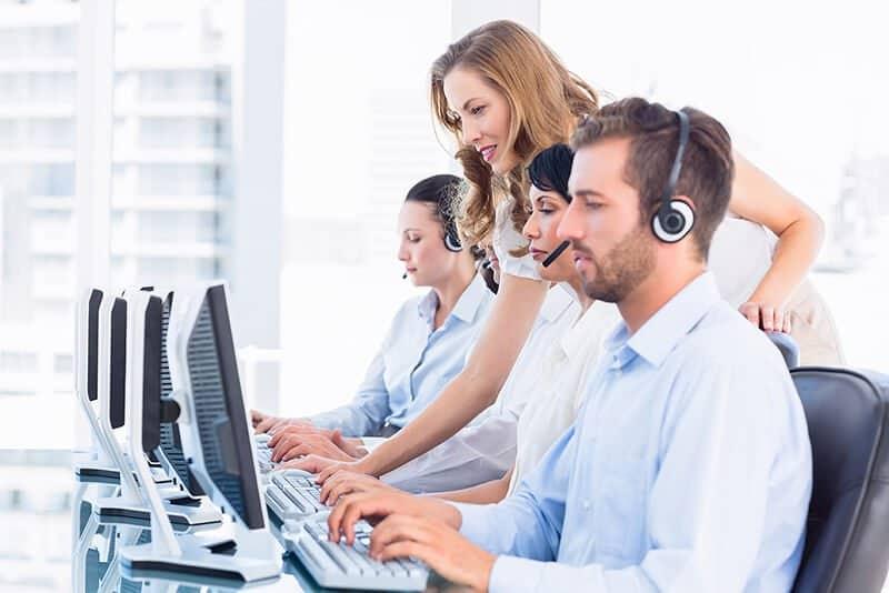 Contact Center Agent Productivity