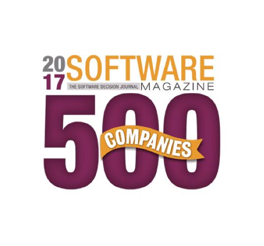 ソフトウェアマガジン500社